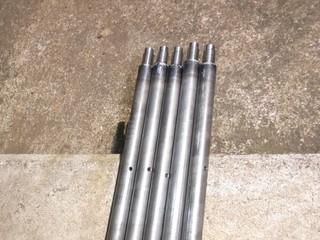 中空ロッド(サンプル採取・水位・ガス・電機用)