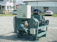 ダム水質管理(センサー)用ウインチ