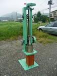アスファルト自動突き固装置(大粒径用)
