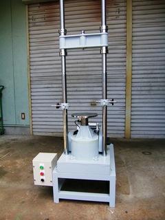CBR・マーシャル試験兼用圧縮試験機(1mm・50mm/分)