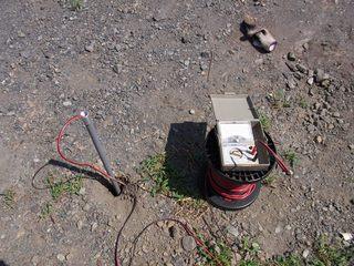 地下水位測定装置(WT-2)